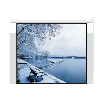 Экран Electric Screen with remote control 240×154cm Matte White 16:10