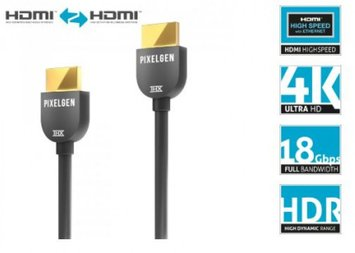 Кабель PXL-CBH03 HDMI Cable - THX certified - 0,30m