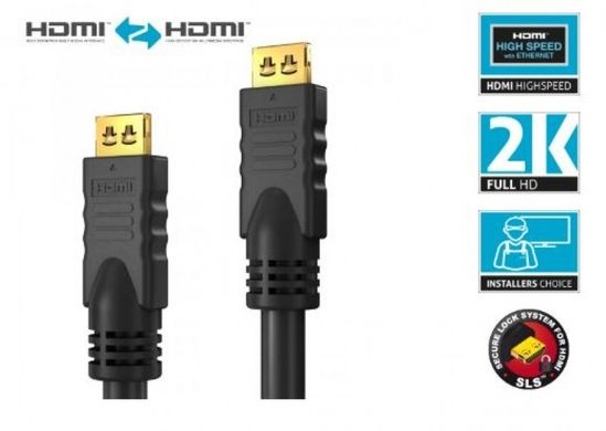 PI1000-200 Кабель High Speed HDMI - PureInstall 20,0m